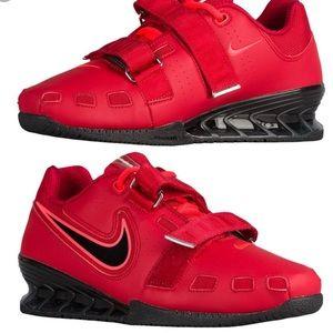 El diseño recuerdos sed  Nike Shoes | Red Romaleos 2 | Poshmark